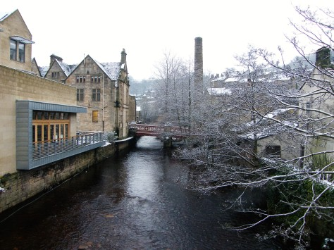 Hebden Bridge snow
